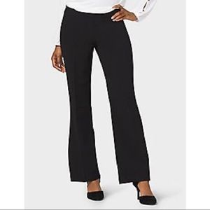 DressBarn Solid Black Dress Pants